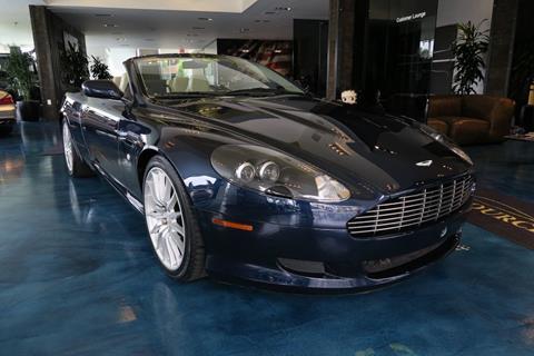 2006 Aston Martin DB9 for sale in Costa Mesa, CA