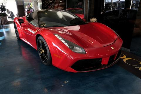 2017 Ferrari 488 GTB for sale in Costa Mesa, CA