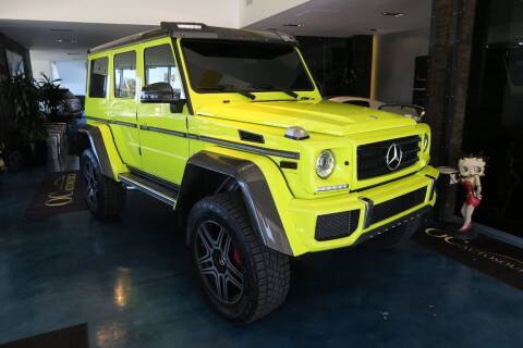 2018 Mercedes-Benz G-Class for sale at OC Autosource in Costa Mesa CA