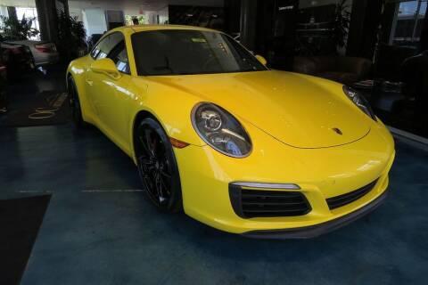 2018 Porsche 911 for sale at OC Autosource in Costa Mesa CA