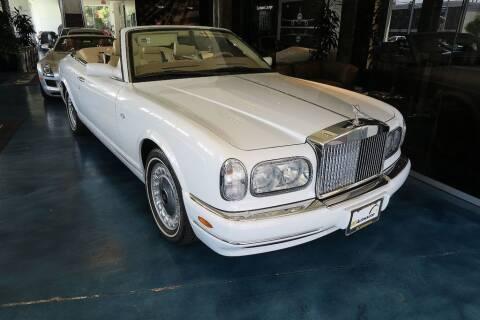 2000 Rolls-Royce Corniche for sale at OC Autosource in Costa Mesa CA