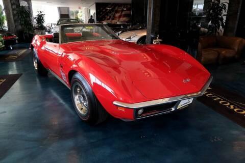 1969 Chevrolet Corvette for sale at OC Autosource in Costa Mesa CA
