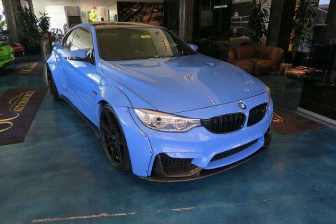 2015 BMW M4 for sale at OC Autosource in Costa Mesa CA
