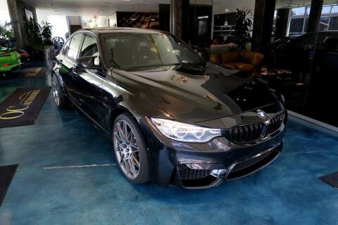 2017 BMW M3 for sale at OC Autosource in Costa Mesa CA