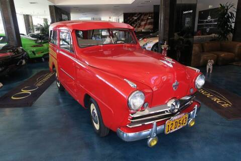1949 Crosley Station Wagon for sale at OC Autosource in Costa Mesa CA