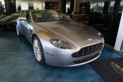2011 Aston Martin V8 Vantage for sale at OC Autosource in Costa Mesa CA
