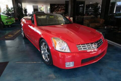 2007 Cadillac XLR for sale at OC Autosource in Costa Mesa CA