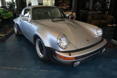 1977 Porsche 930 Turbo Carrera for sale at OC Autosource in Costa Mesa CA