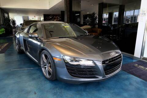 2011 Audi R8 for sale at OC Autosource in Costa Mesa CA