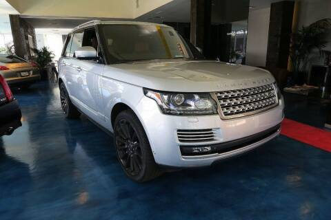 2014 Land Rover Range Rover for sale at OC Autosource in Costa Mesa CA
