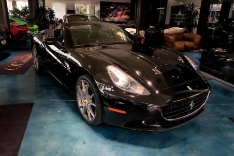 2011 Ferrari California for sale at OC Autosource in Costa Mesa CA