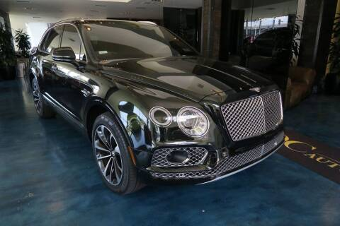 2017 Bentley Bentayga for sale at OC Autosource in Costa Mesa CA