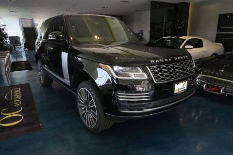 2020 Land Rover Range Rover for sale at OC Autosource in Costa Mesa CA
