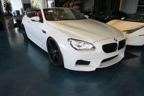 2015 BMW M6 for sale at OC Autosource in Costa Mesa CA