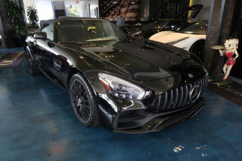 2019 Mercedes-Benz AMG GT for sale at OC Autosource in Costa Mesa CA