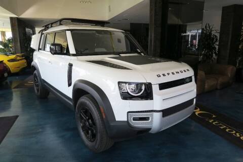2020 Land Rover Defender for sale at OC Autosource in Costa Mesa CA