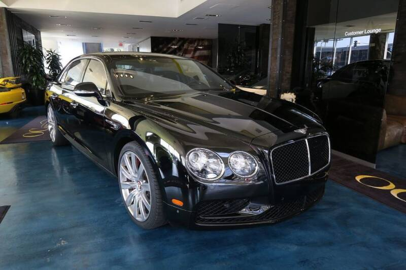 2017 Bentley Flying Spur for sale at OC Autosource in Costa Mesa CA