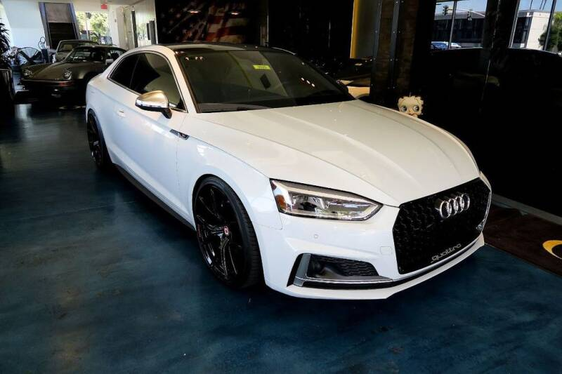 2018 Audi S5 for sale at OC Autosource in Costa Mesa CA