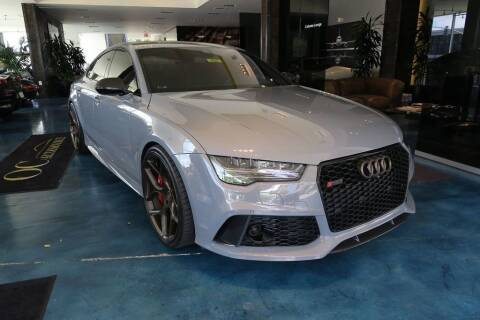 2016 Audi RS 7 for sale at OC Autosource in Costa Mesa CA