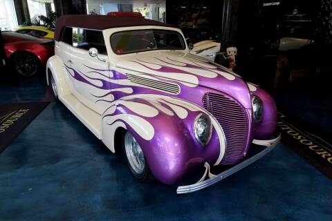 1938 Ford Phaeton for sale at OC Autosource in Costa Mesa CA