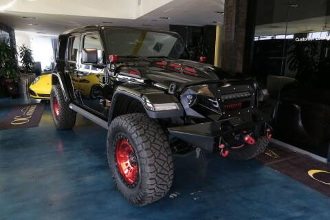 2019 Jeep Wrangler Unlimited for sale at OC Autosource in Costa Mesa CA