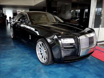 2010 Rolls-Royce Ghost for sale in Costa Mesa, CA