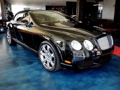 2008 Bentley Continental GTC for sale in Costa Mesa, CA