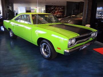 1970 Plymouth Roadrunner For Sale Montana  Carsforsalecom