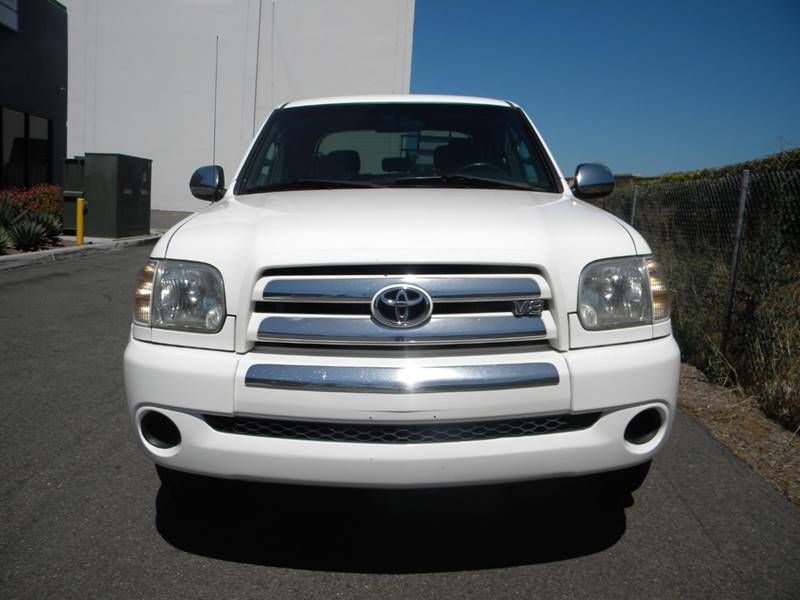 2006 Toyota Tundra Sr5 >> 2006 Toyota Tundra Sr5 4dr Double Cab Sb 4 7l V8 In