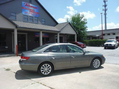 2006 Hyundai Azera for sale at Talisman Motor Company in Houston TX