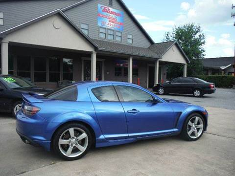 2005 Mazda RX-8 for sale at Talisman Motor Company in Houston TX