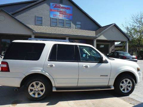 2007 Ford Expedition for sale at Talisman Motor Company in Houston TX