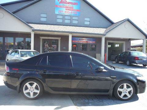 2004 Acura TL for sale at Talisman Motor Company in Houston TX