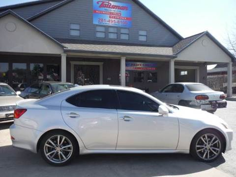 2008 Lexus IS 250 for sale at Talisman Motor Company in Houston TX