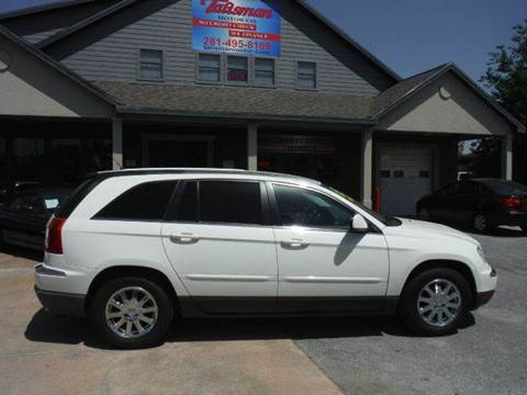 2007 Chrysler Pacifica for sale at Talisman Motor Company in Houston TX