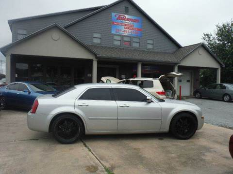 2006 Chrysler 300 for sale at Talisman Motor Company in Houston TX
