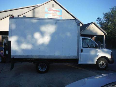 2010 Chevrolet Express Cutaway for sale at Talisman Motor Company in Houston TX