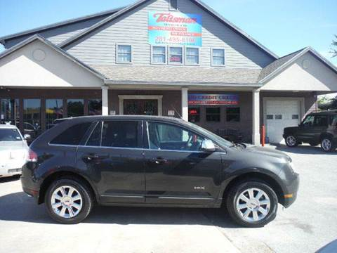 2007 Lincoln MKX for sale at Talisman Motor Company in Houston TX