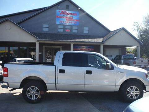 2005 Ford F-150 for sale at Talisman Motor Company in Houston TX