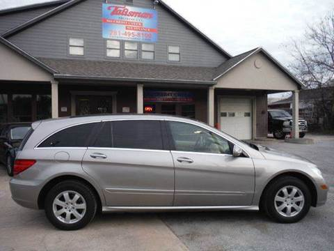 2007 Mercedes-Benz R-Class for sale at Talisman Motor Company in Houston TX