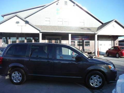 2011 Dodge Grand Caravan for sale at Talisman Motor Company in Houston TX