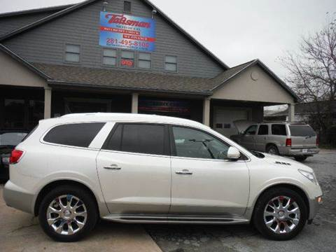 2011 Buick Enclave for sale at Talisman Motor Company in Houston TX
