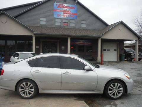 2008 Infiniti M35 for sale at Talisman Motor Company in Houston TX