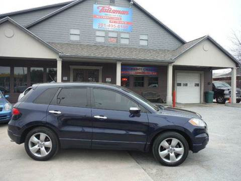 2007 Acura RDX for sale at Talisman Motor Company in Houston TX