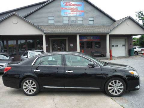 2011 Toyota Avalon for sale at Talisman Motor Company in Houston TX