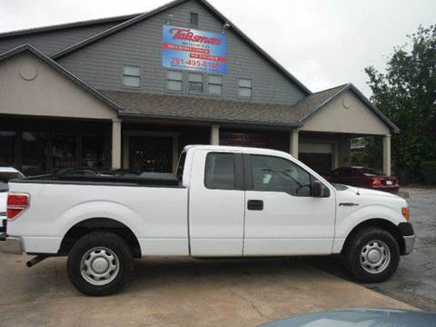 2011 Ford F-150 for sale at Talisman Motor Company in Houston TX