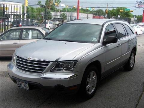 2006 Chrysler Pacifica for sale at Talisman Motor Company in Houston TX