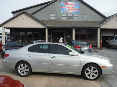 2005 Lexus ES 330 for sale at Talisman Motor Company in Houston TX