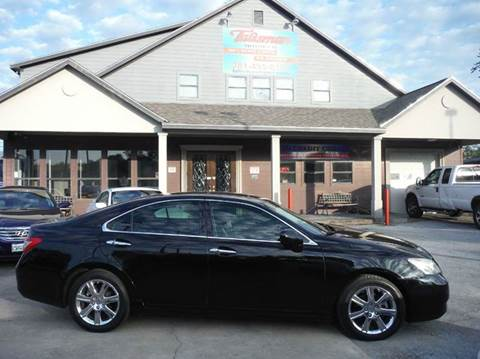 2007 Lexus ES 350 for sale at Talisman Motor Company in Houston TX