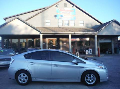 2010 Toyota Prius for sale at Talisman Motor Company in Houston TX